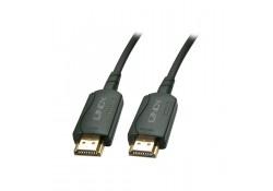 Fibre Optic Hybrid 4K HDMI Cable, 50m