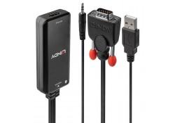 VGA & Audio to HDMI Converter