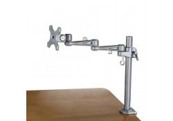 Adjustable LCD Arm, Silver