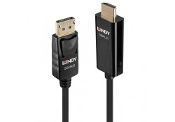 2m Active DisplayPort to HDMI Cable