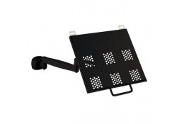 Desktop Notebook Arm, Black