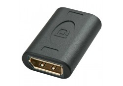 DisplayPort Female to Female Coupler