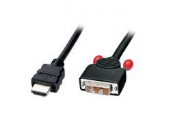 Premium HDMI to DVI-D Cable, M/M, 1m