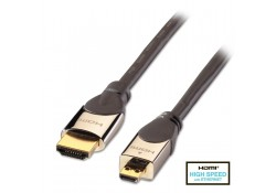 2m CROMO High Speed HDMI to Micro HDMI Cable