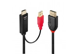 2m HDMI to DisplayPort Cable