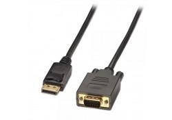 DisplayPort to VGA Cable, 3m