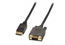 DisplayPort to VGA Cable, 0.5m