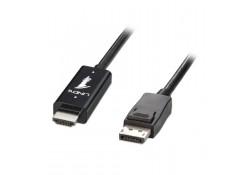3m HDMI to DisplayPort Cable, Black