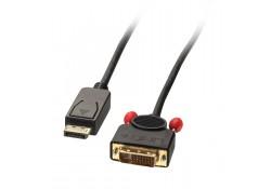 5m DisplayPort to DVI Cable