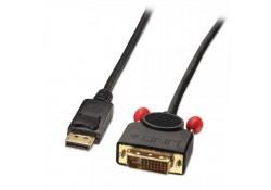 DisplayPort to DVI-D Cable, 0.5m