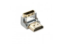 CROMO HDMI 90-degree Adapter, Down