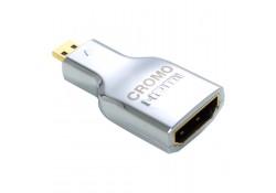 CROMO HDMI Female to Micro HDMI Male Adapter
