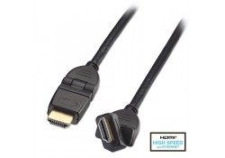 1m High Speed HDMI Cable, 180 Degree Rotating