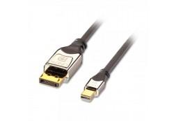 CROMO Mini DisplayPort to DisplayPort Cable, 0.5m