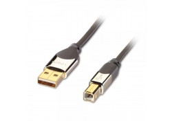 CROMO USB 2.0 Cable, Type A to B, 7.5m