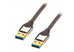 CROMO USB 3.0 Cable, Type A Male to A Male, 0.5m