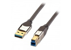 CROMO USB 3.0 Cable, Type A to B, 0.5m