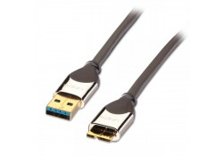 CROMO USB 3.0 Cable, Type A to Micro-B, 2m