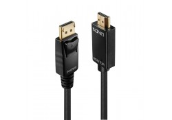 5m Active DisplayPort to HDMI 4K Adapter Cable