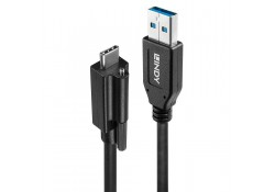 1m Single Screw USB 3.1 Type C to A Cable