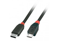 USB 2.0 Cable, Type C to Micro-B, 1m