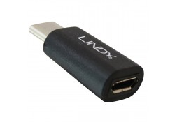 USB 2.0 Adapter, Type C Male to Micro-B Female
