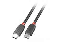 USB 3.1 Cable, Type C to C, 0.5m