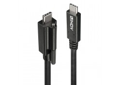 1m Single Screw USB 3.1 Type C to C Cable