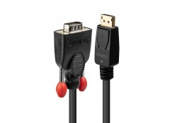1m DisplayPort To VGA Adapter Cable