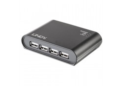 4 Port USB 2.0 Gigabit Network Server