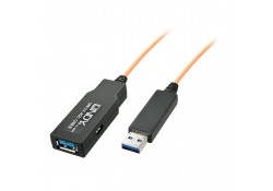 USB 3.0 Active Optical Cable, 30m