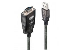 USB to RS-232 Serial Converter with COM Retention