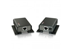 CAT5e/6 USB 2.0 Extender with 4 Port Hub, 100m