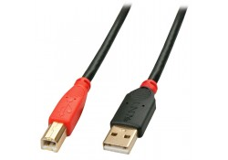 15m USB 2.0 Active Cable, Type A to B