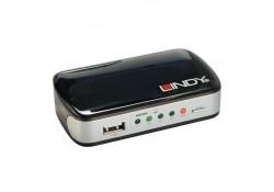 4 Port USB 2.0 AutoSwitch Pro