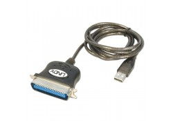 USB to Parallel Converter Cable, C36 Male