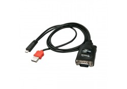 Android Micro USB to RS-232 Serial Converter Cable