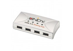 4 Port USB 2.0 Sharing Hub