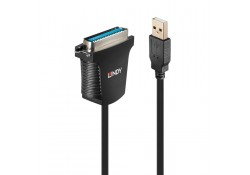 USB to Parallel Converter, C36 Male