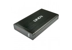 "USB 2.0 Drive Enclosure for 3.5"" SATA Drives"