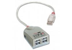4 Port USB 2.0 Smart Hub