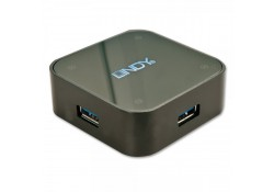 4 Port USB 3.0 Desktop Hub