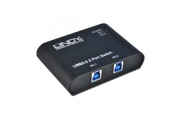 2 Port USB 3.0 Switch with Hotkeys