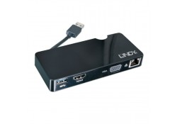 USB 3.0 Notebook Docking Station HDMI, VGA