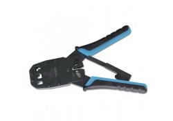 Combo Crimp Tool, RJ-11/12/45 & MMJ