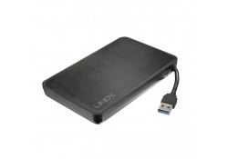 "USB 3.1 Drive Enclosure for 2.5"" SATA Drives"
