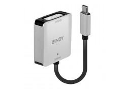 USB Type C to DVI Converter