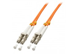 2m Fibre Optic Cable, LC-LC, 50/125μm OM2