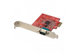 1 Port RS-232 Serial PCIe Card
