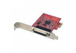 4 Port RS-232 Serial PCIe Card